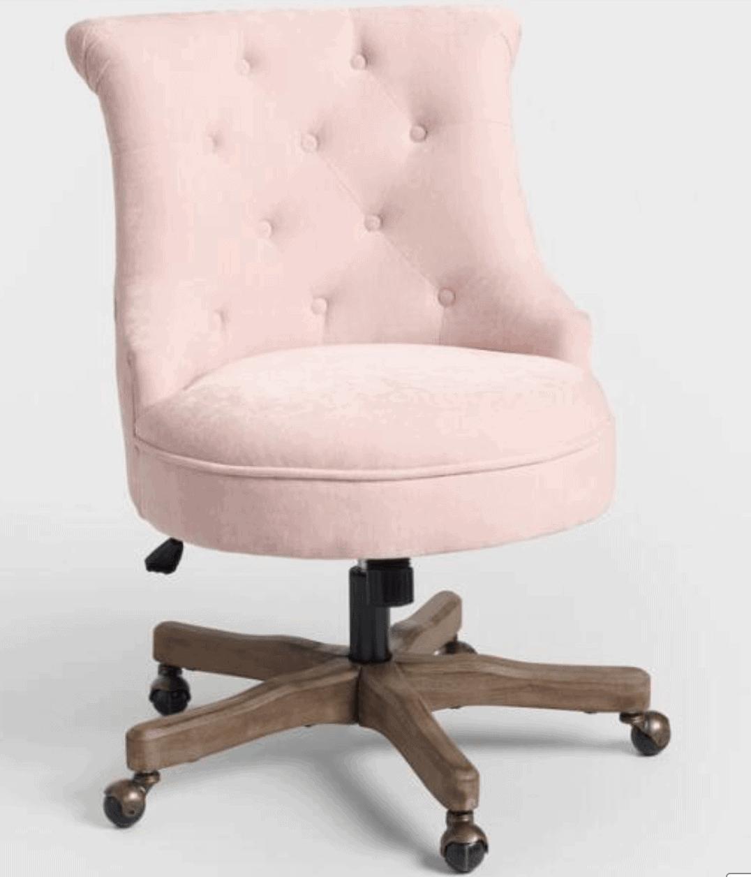 cost-plus-blush-elsie-desk-chair