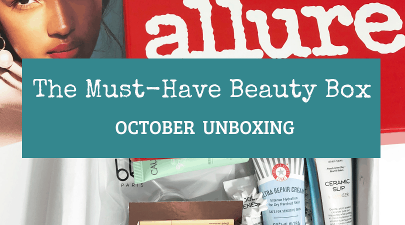 allure beauty box, beauty box subscriptions, best beauty box, affordable beauty box, beauty box reviews, highest rated beauty box,