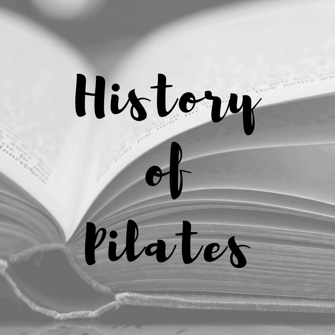 history-of-pilates