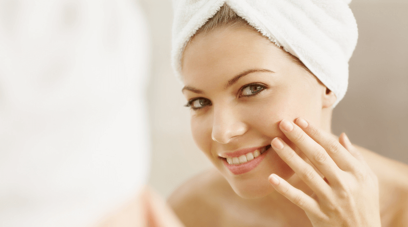 fix skin issues like dry skin, dull skin, acne, breakouts, and dark undereye circles
