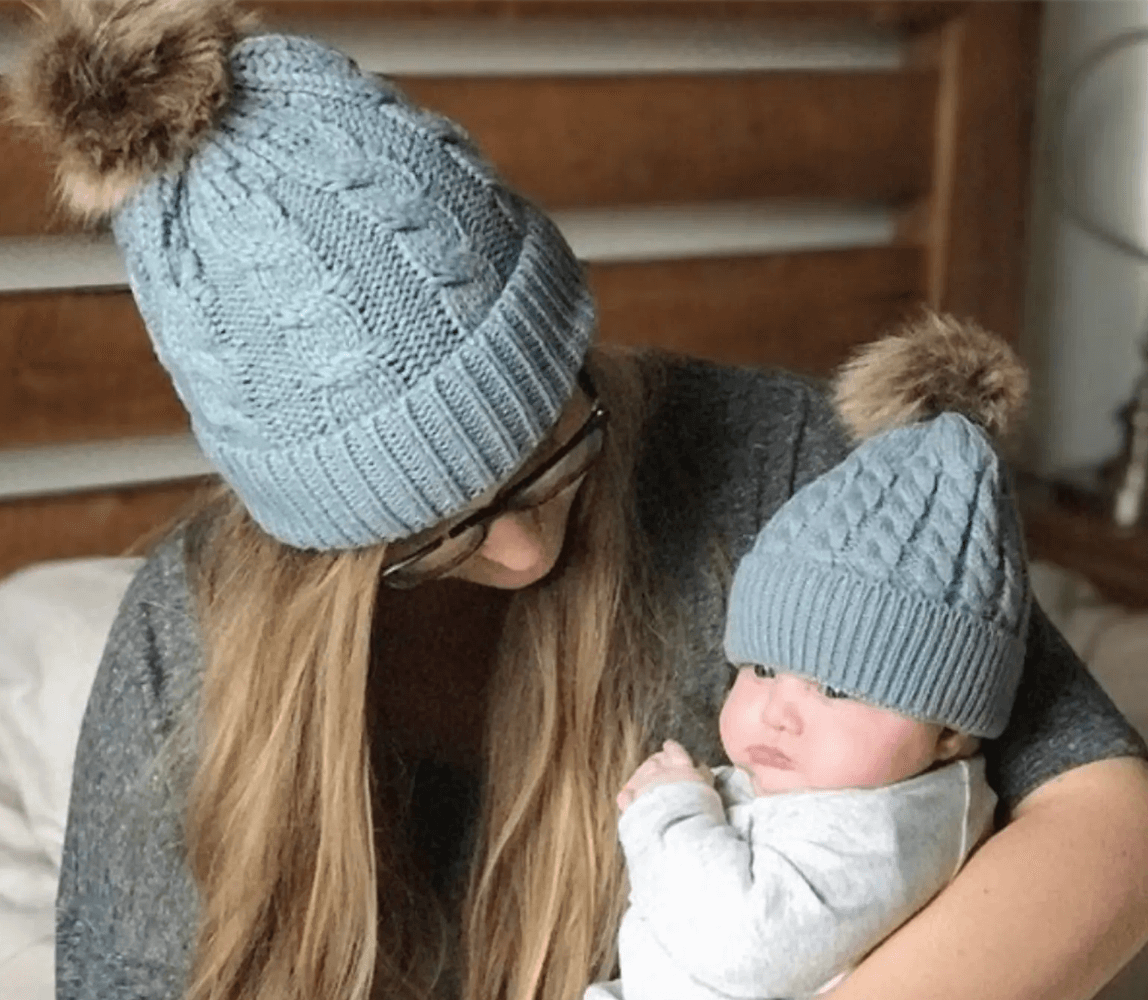 Mommy-and-me-beanie