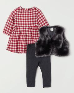 H&M-faux-fur-toddler-set