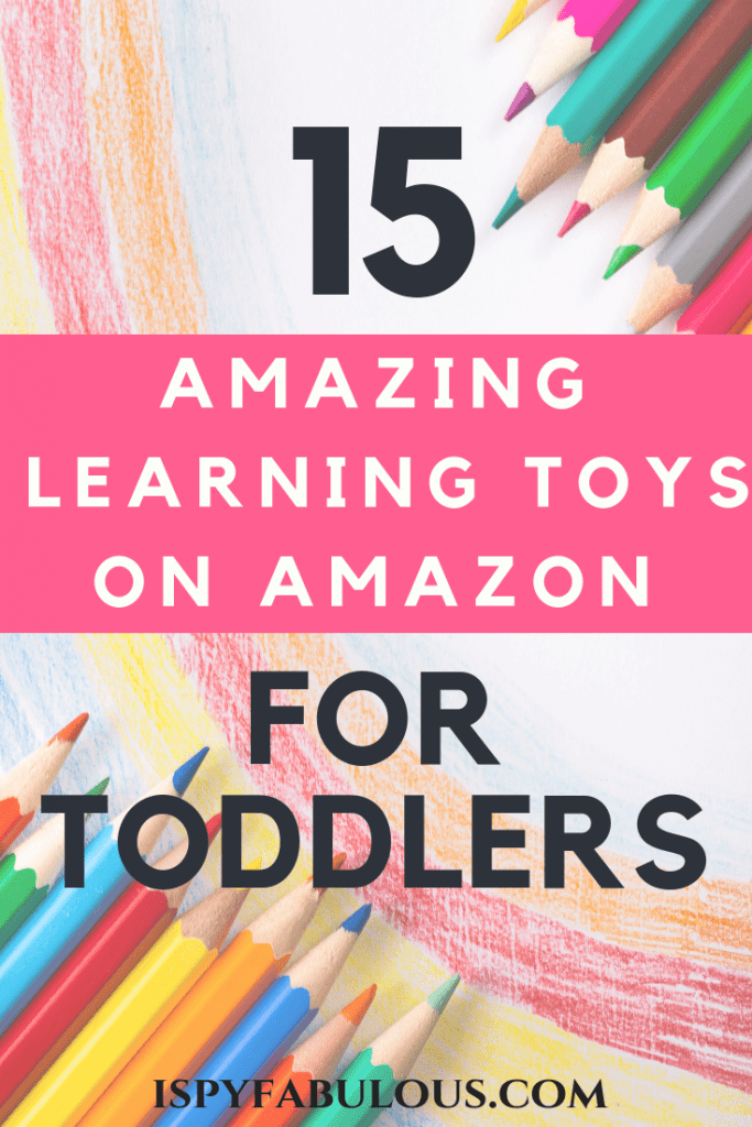 learning toys for toddlers, toys for toddlers, educational toys for toddlers, toddlers, toys, amazon toys, toys on amazon, amazon toys for toddlers