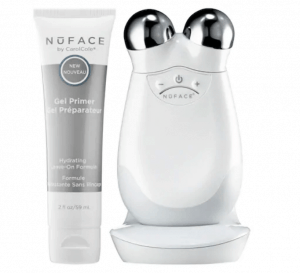 nuface-facial-toningat home skin care, at home facial, acne treatment, skin care tools, skin care devices, at home spa, anti-aging skin treatment