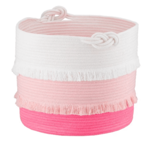 pillowfort-pink-fringe-basket