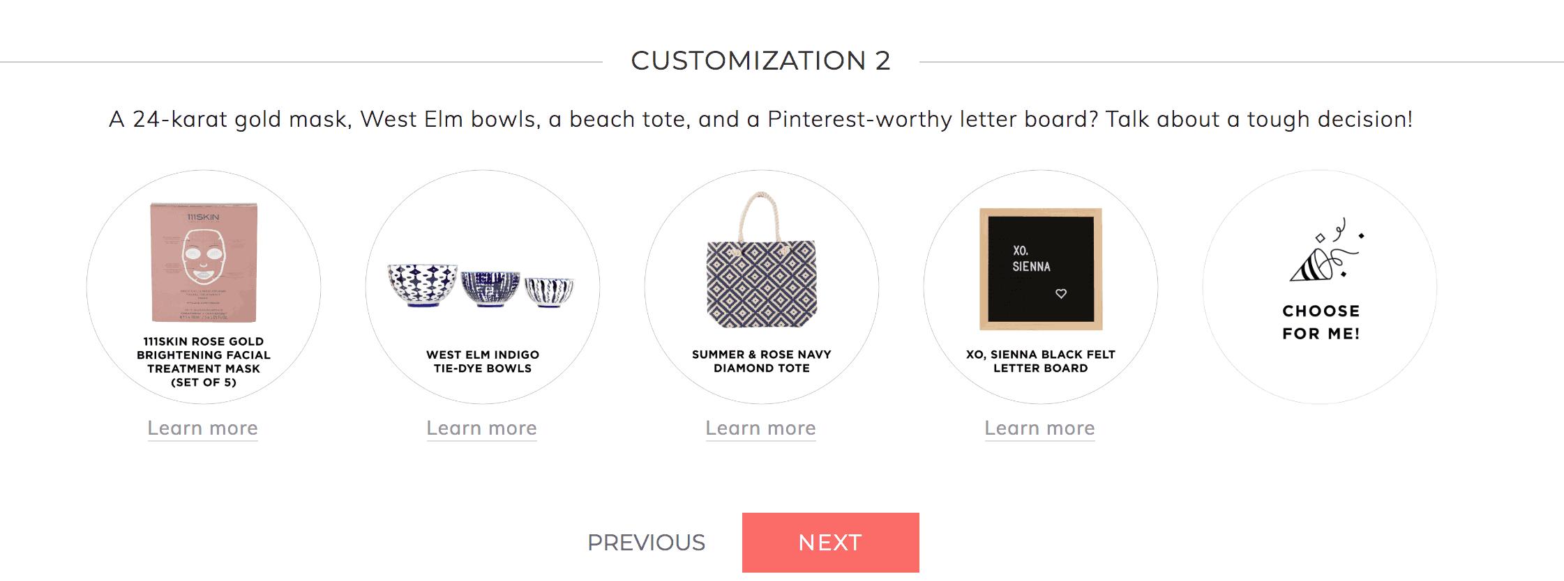 fabfitfun-box, fabfitfun-spoilers, fabfitfun-customization, fabfitfun-summer-box