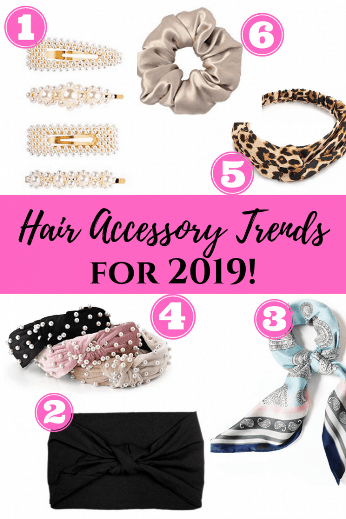 hair-accessory-trends, hair-turbans, knotted-headbands, pearl-clips, leopard-print