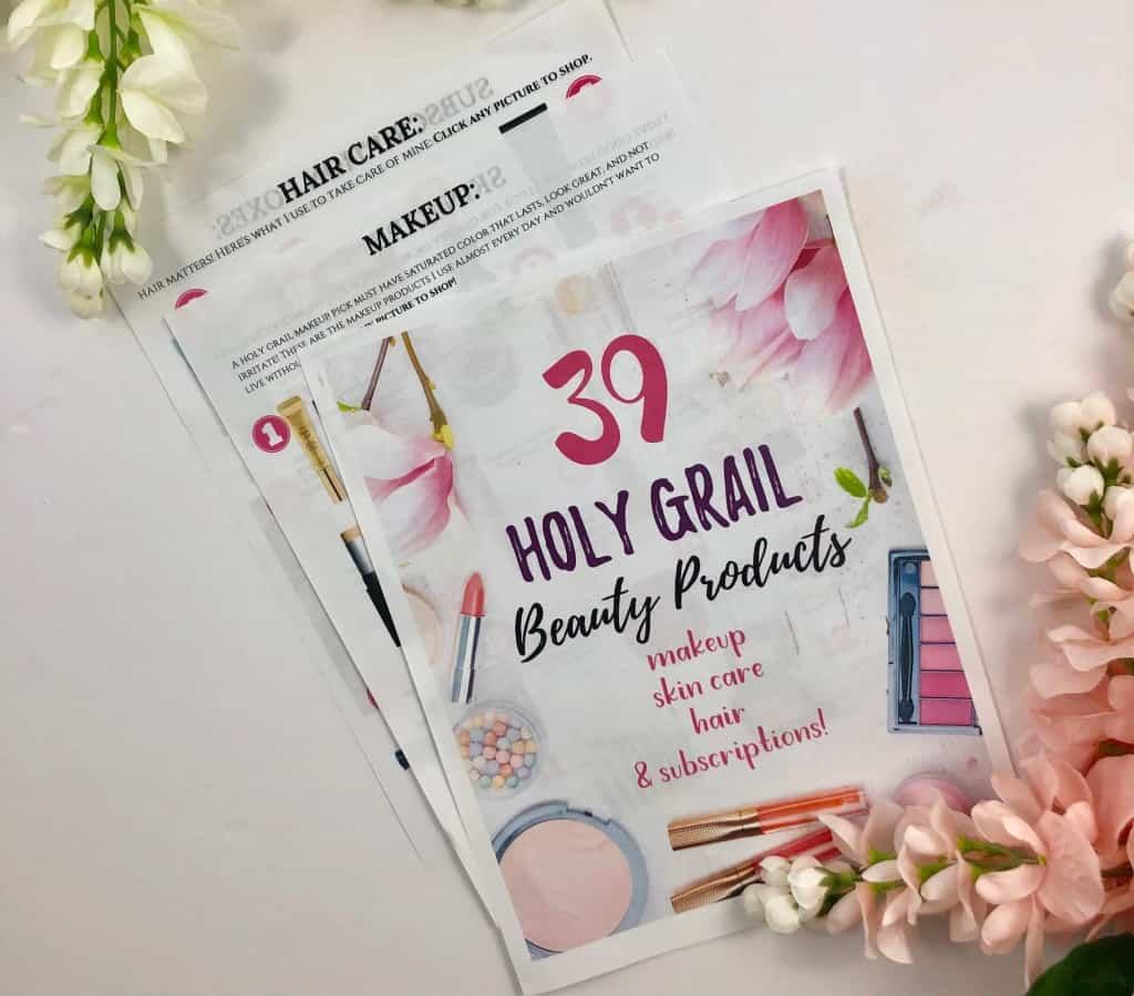 holy grail beauty products, holy grail skin care products, holy grail subscription boxes, best beauty products, best skin care, best beauty subscription boxes
