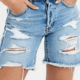 high-waisted-denim-shorts-for-curvy-girls
