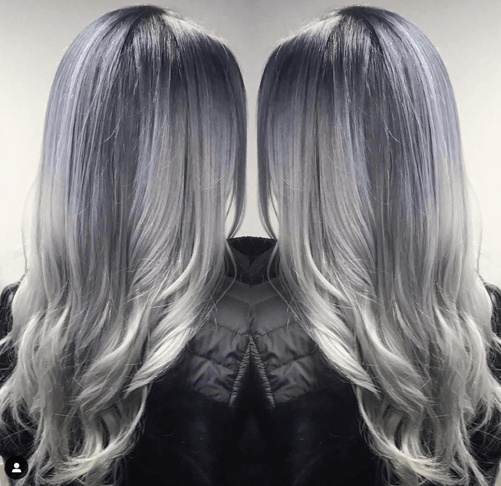 silver-hair-images, silver-hair-highlights, silver-hair-inspiration, silver-hair-ombre