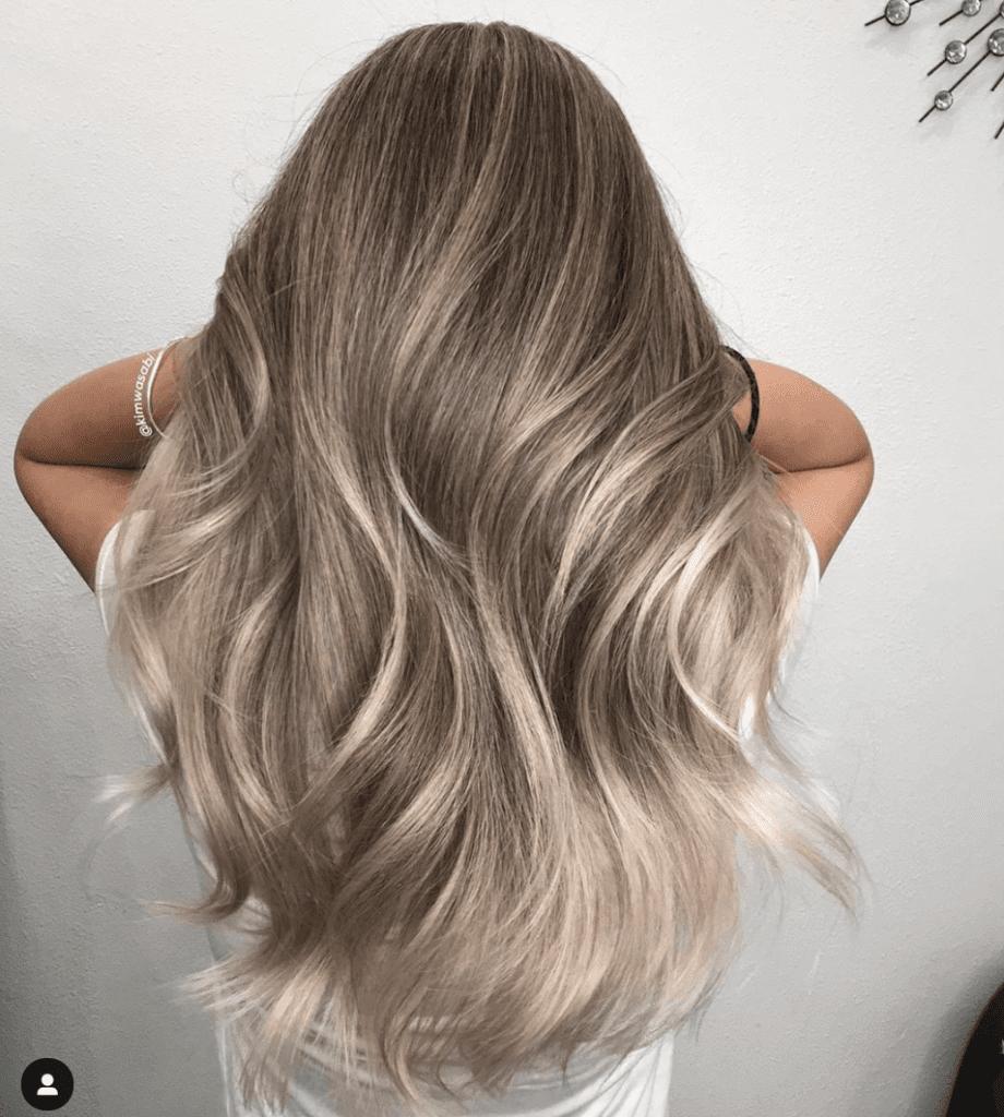 blonde-balayage