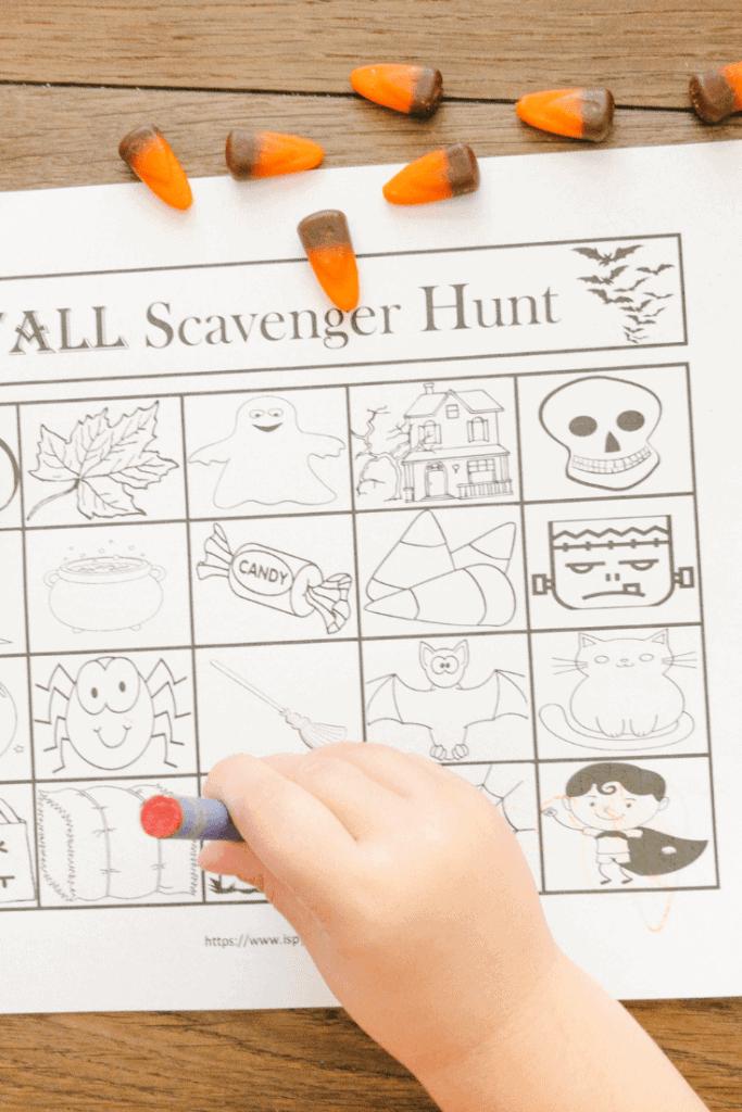 halloween-scavenger-hunt