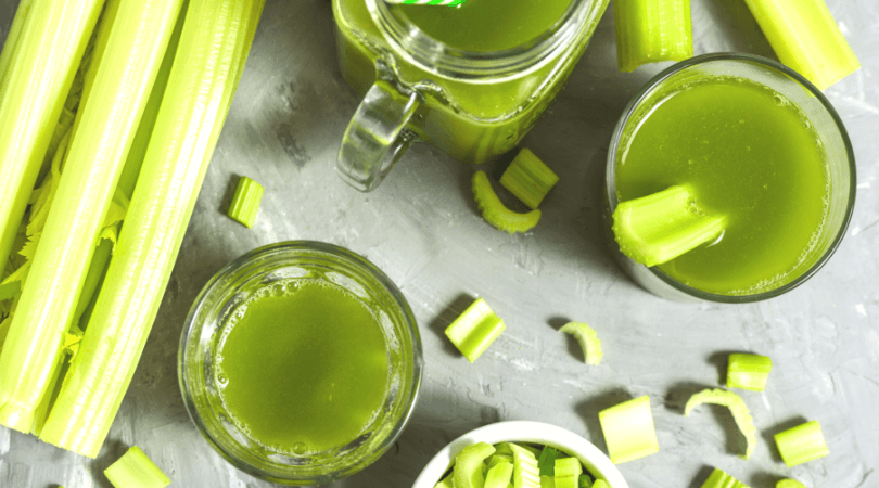 4 Reasons to Drink Celery Juice if You Have an Autoimmune