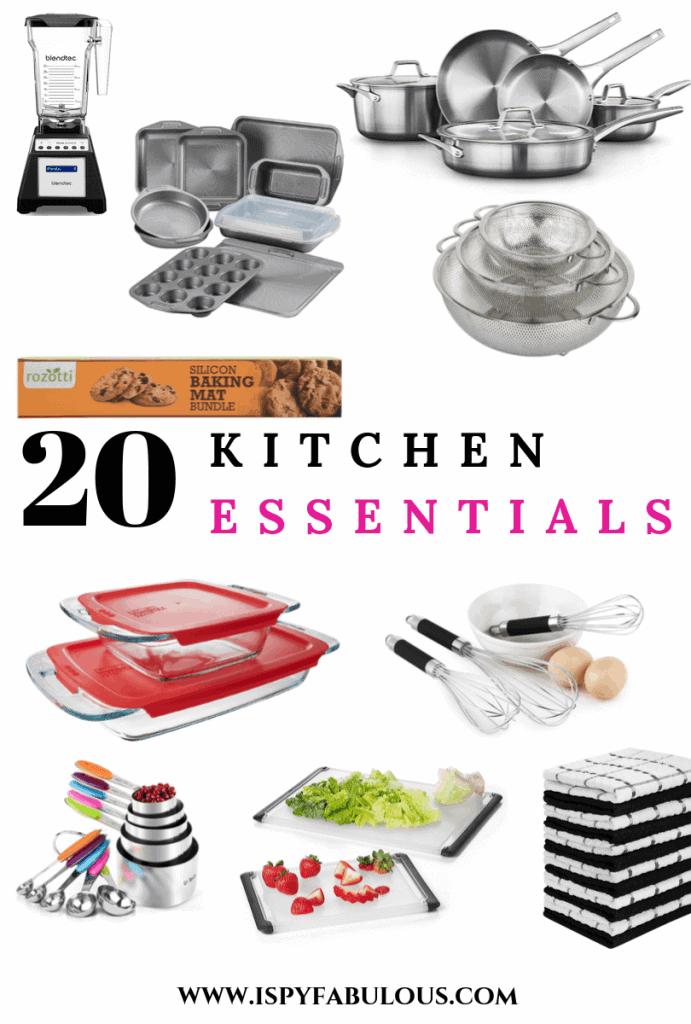 list-of-kitchen-essentials