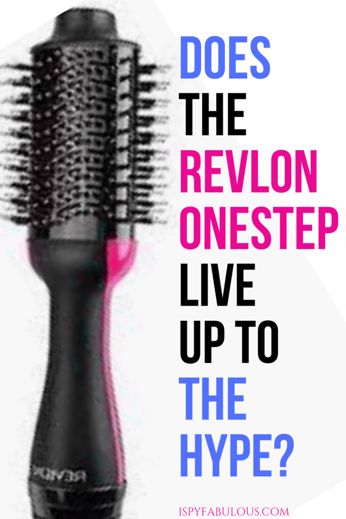 revlon one step review