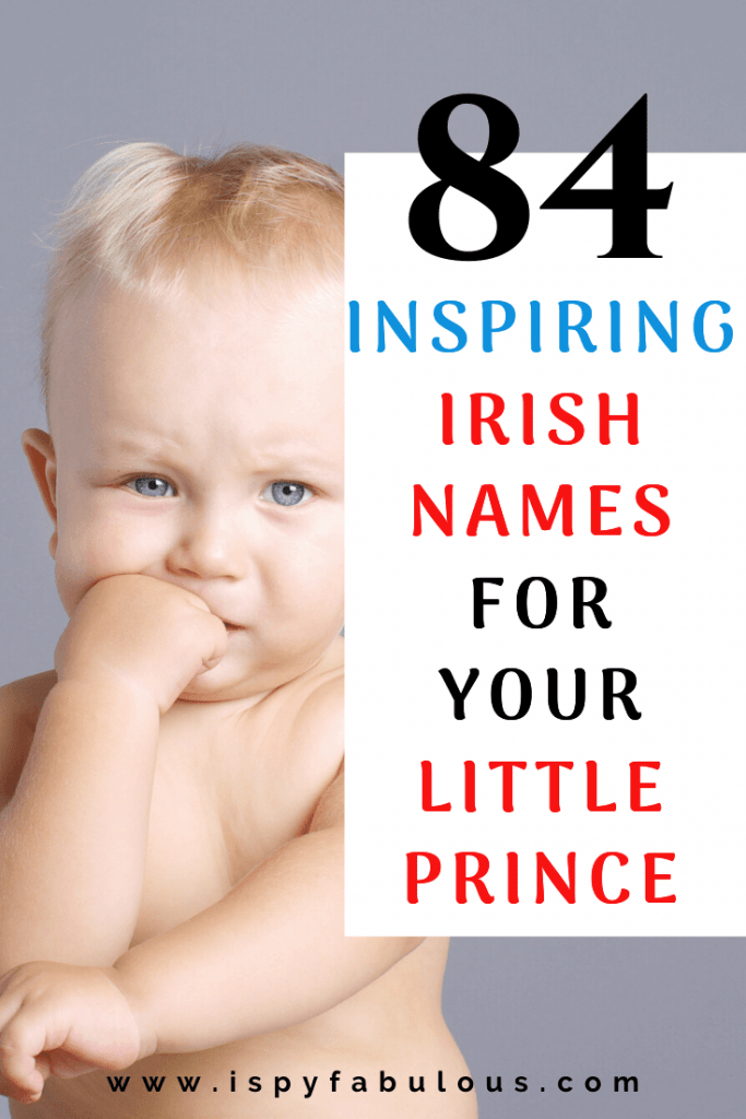 irish boy names