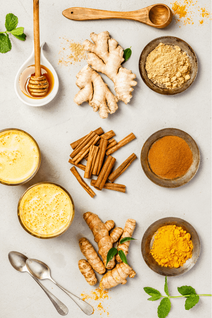 8 Anti-Inflammatory Turmeric Golden Milk Recipes You Should Try!