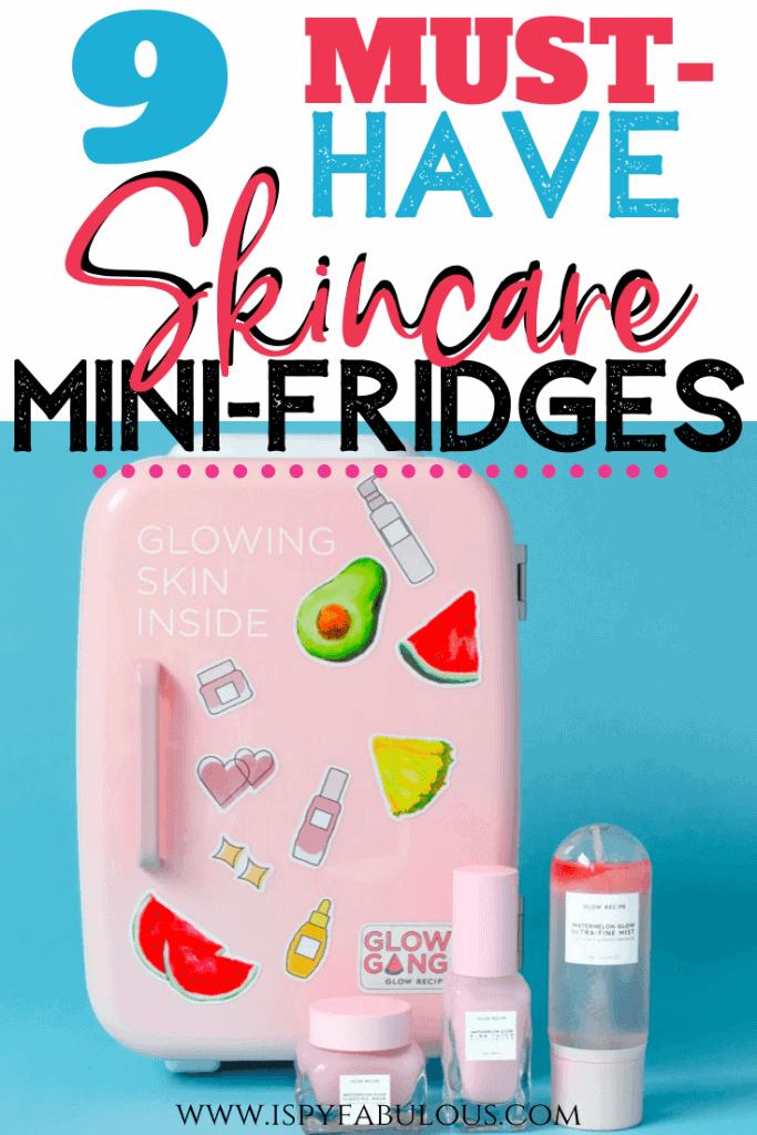 beauty fridge