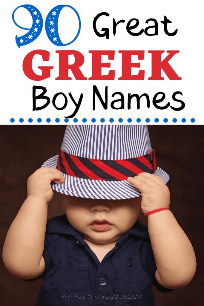 greek boy names
