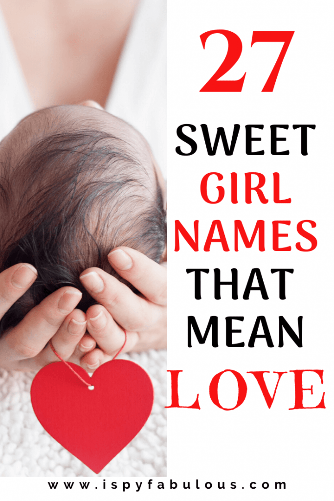 names that mean love