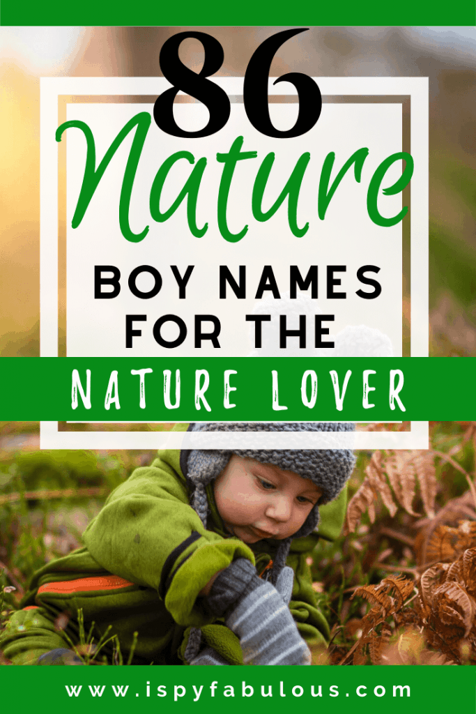 nature boy names