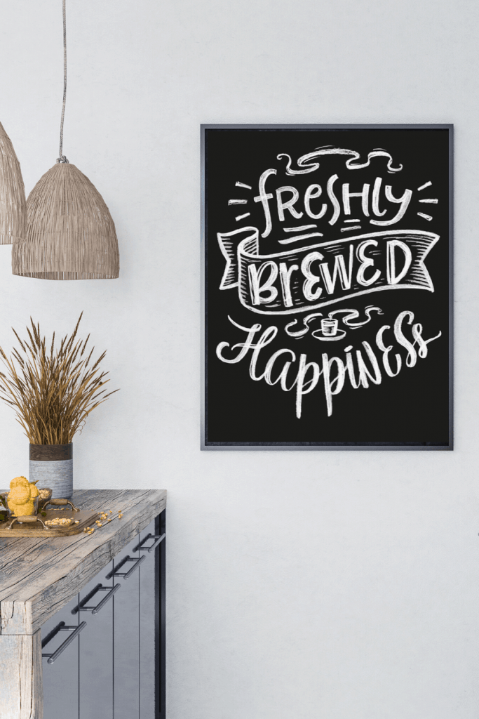 5 Free Coffee Printables for your Coffee Station!