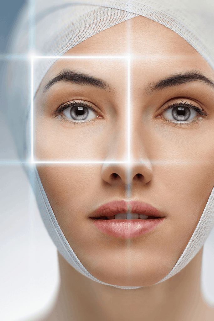 facelift recovery