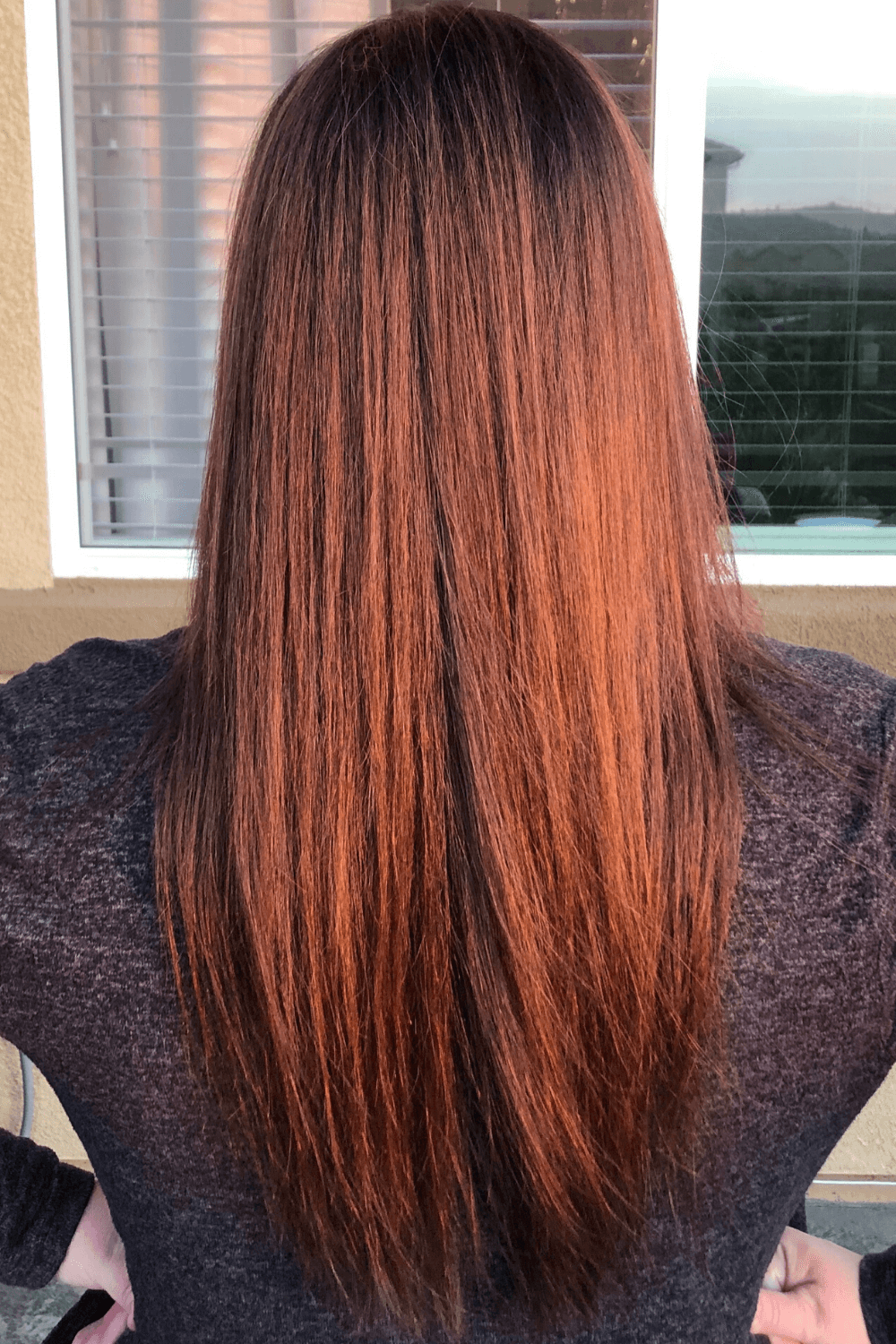 How I Dyed My Hair at Home with eSalon: See the Before & After!
