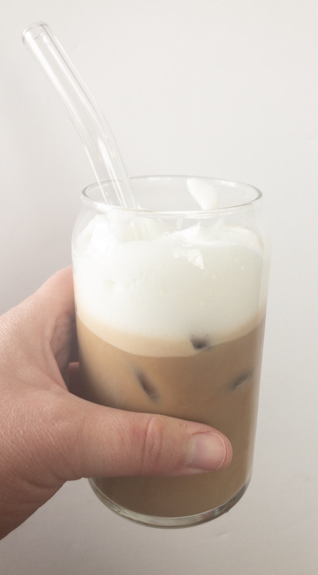 How To Make Perfect Cold Foam for Cold Brew Coffee at Home!
