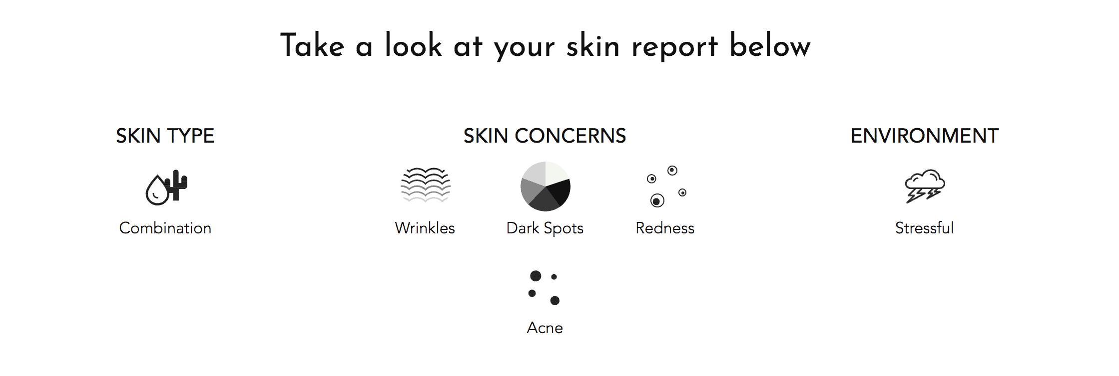 custom skincare