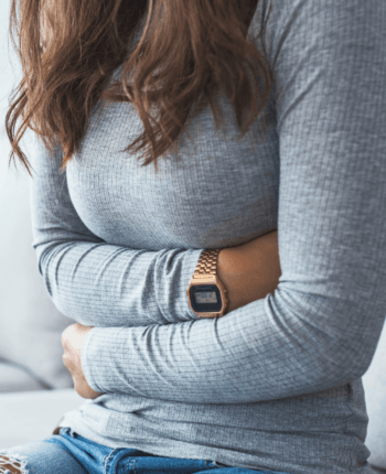 stomach pain and bloating