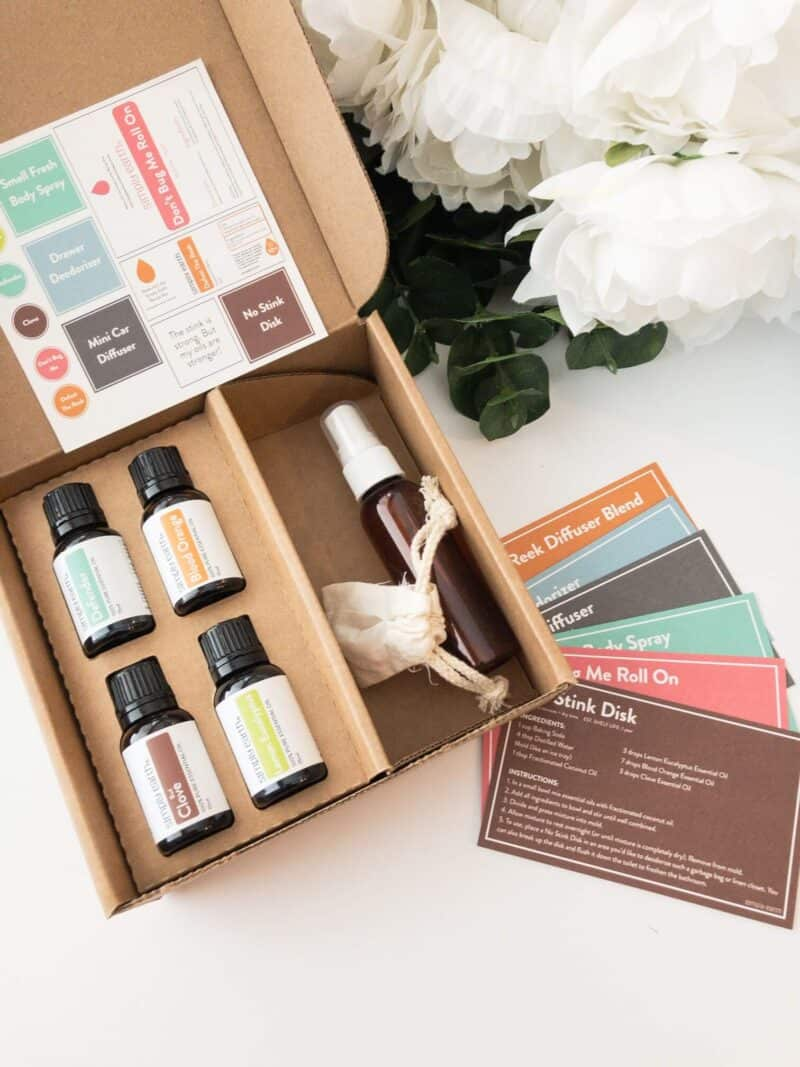 Detox Your Home with The Simply Earth Essential Oil Subscription Box & Get $40!