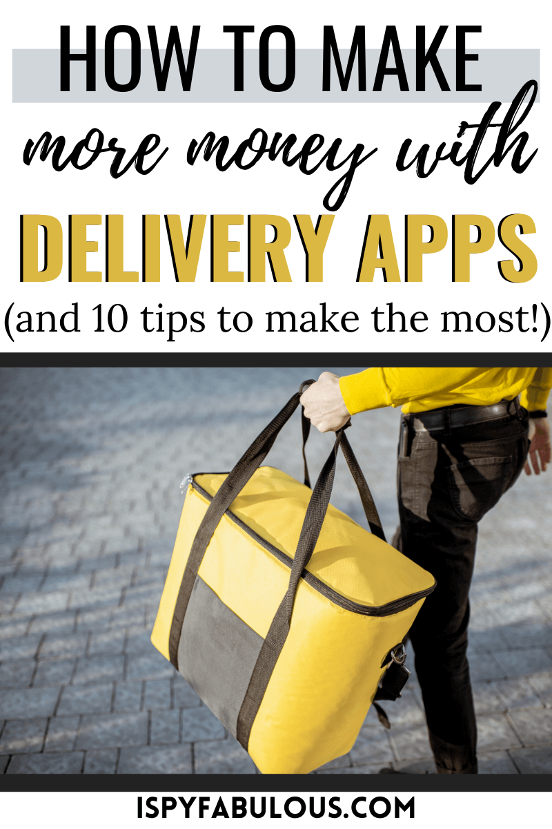 best delivery apps to work for