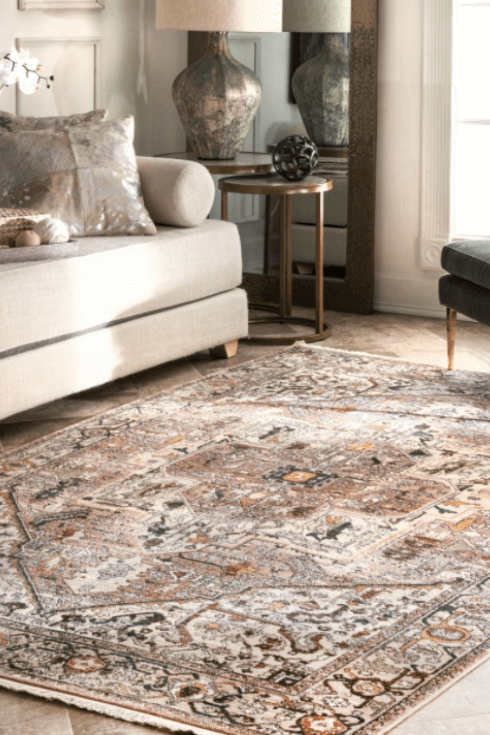 20 Gorgeous Neutral Area Rugs Perfect for Any Room!