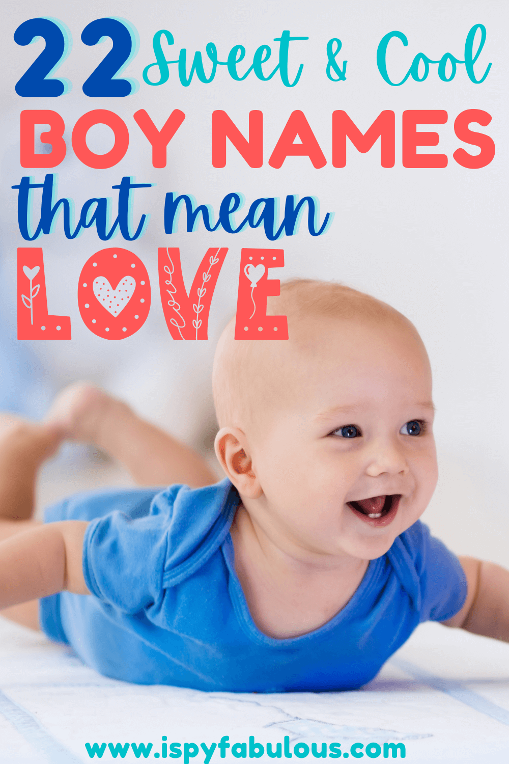 boy names that mean love