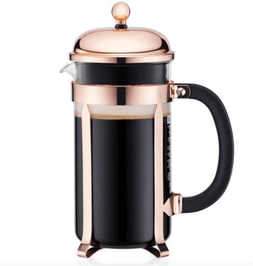 gifts for coffee lovers - bodum french press