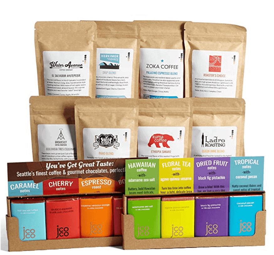 gifts for coffee lovers - bean box