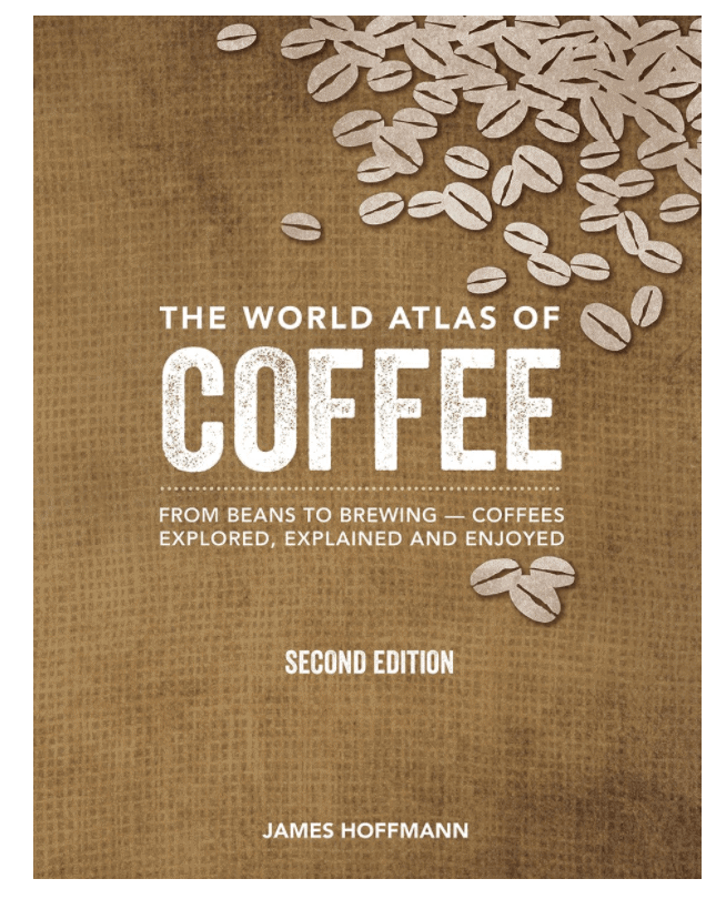 gifts for coffee lovers - coffee book
