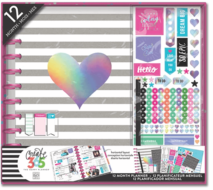 best make your own planner kit