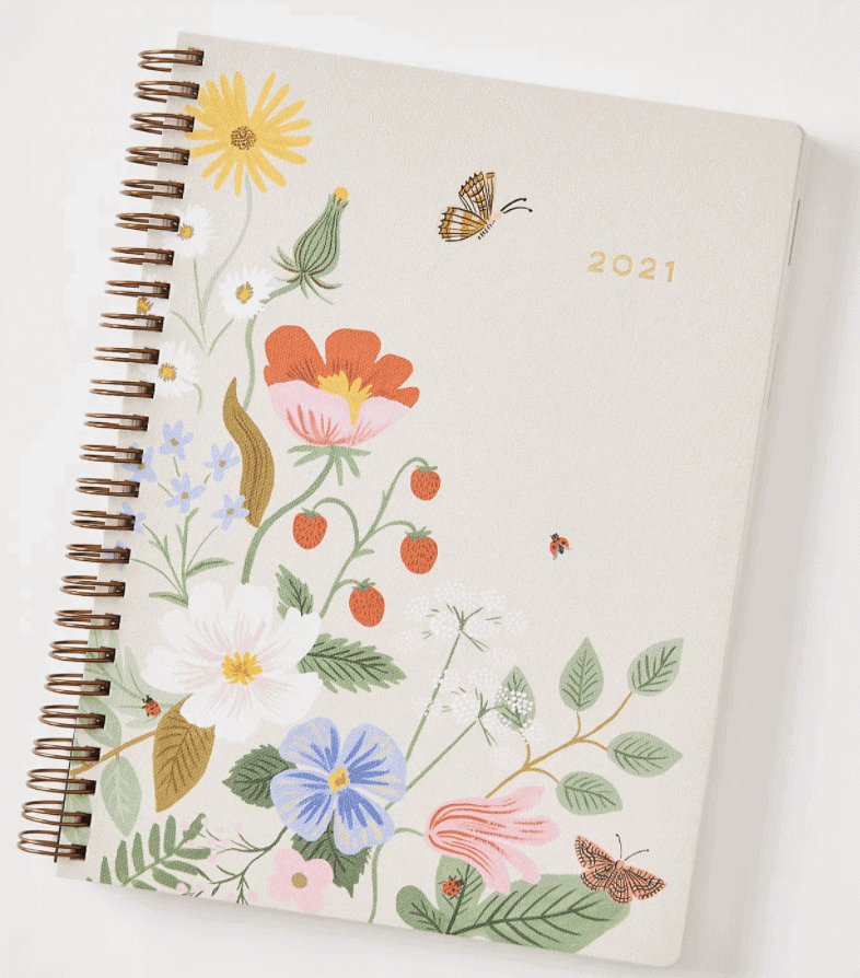 anthropologie planners