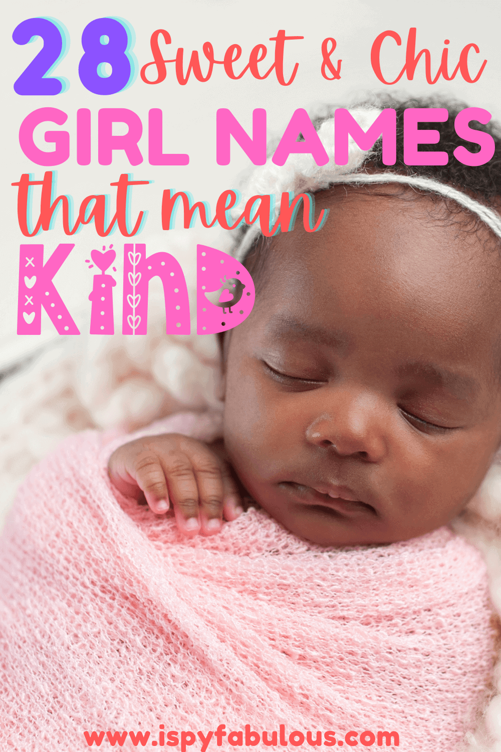 girl names that mean kind