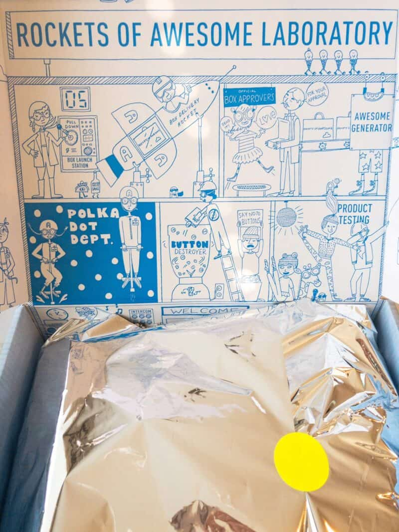Our Rockets of Awesome Box Was Awesome & Promo Code For A FREE Outfit!