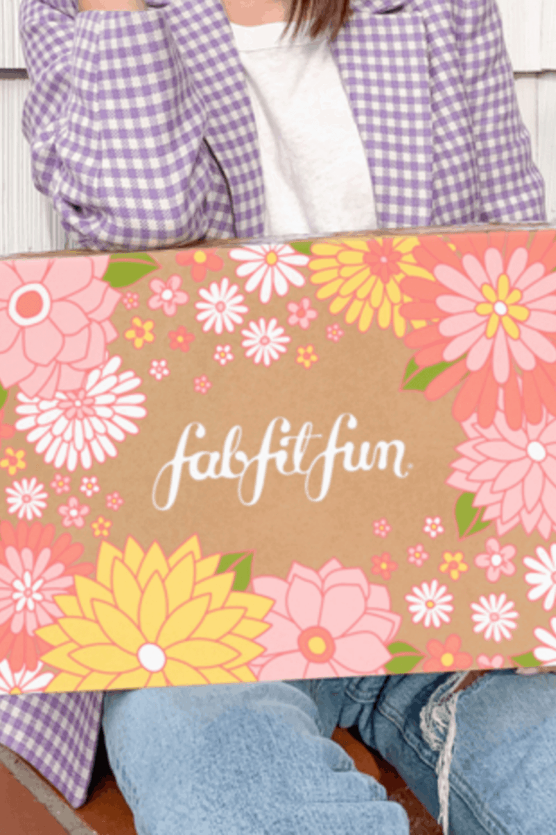 The Spring FabFitFun Unboxing & A Coupon Code!