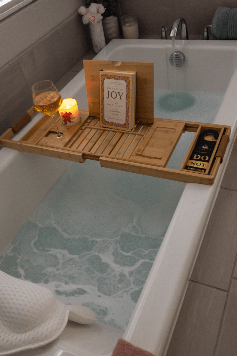 Ready To Relax? 7 Bath Accessories for the Best Bath Ever!