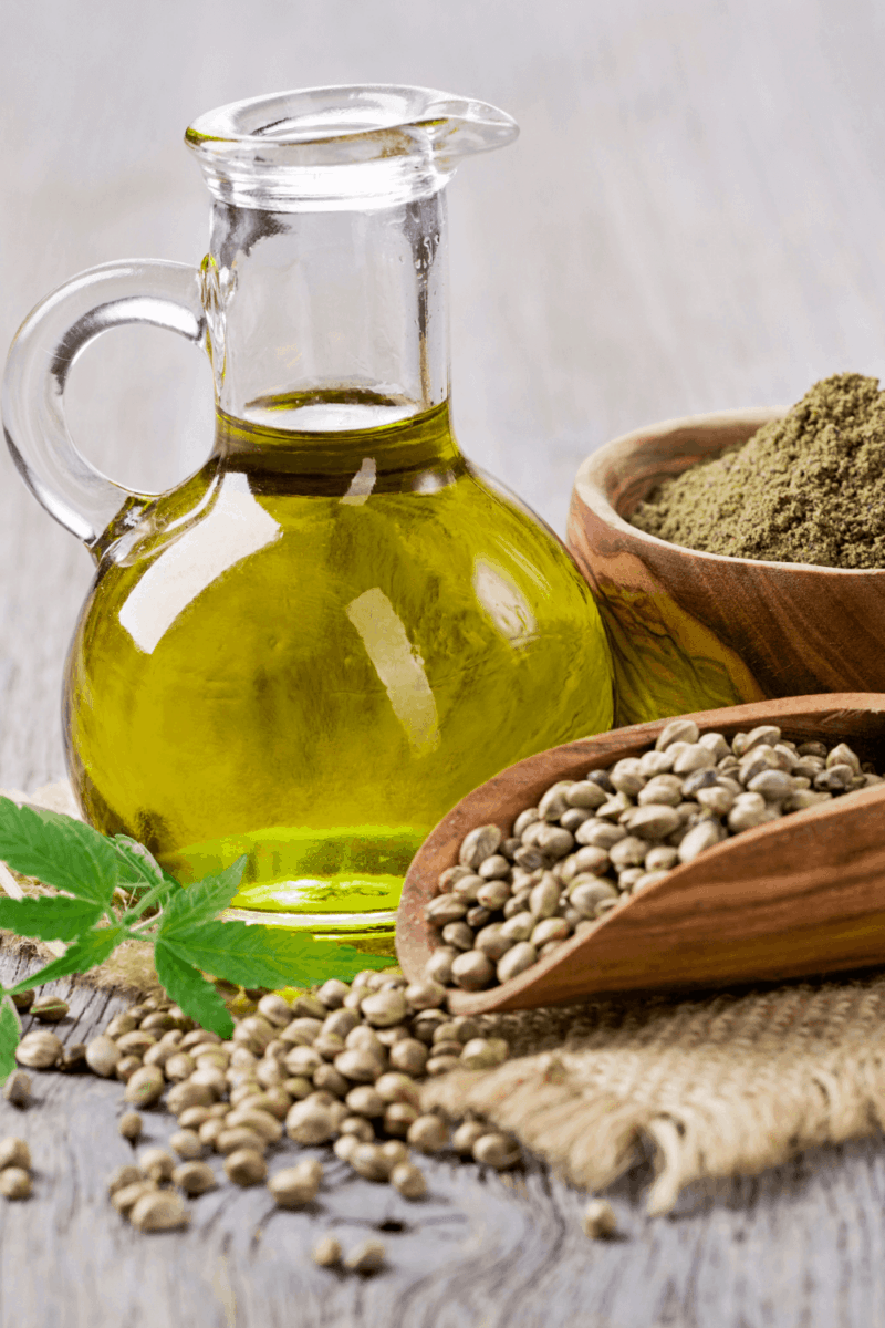 7 Powerful Health Benefits of Hemp Seeds & Hemp Hearts!