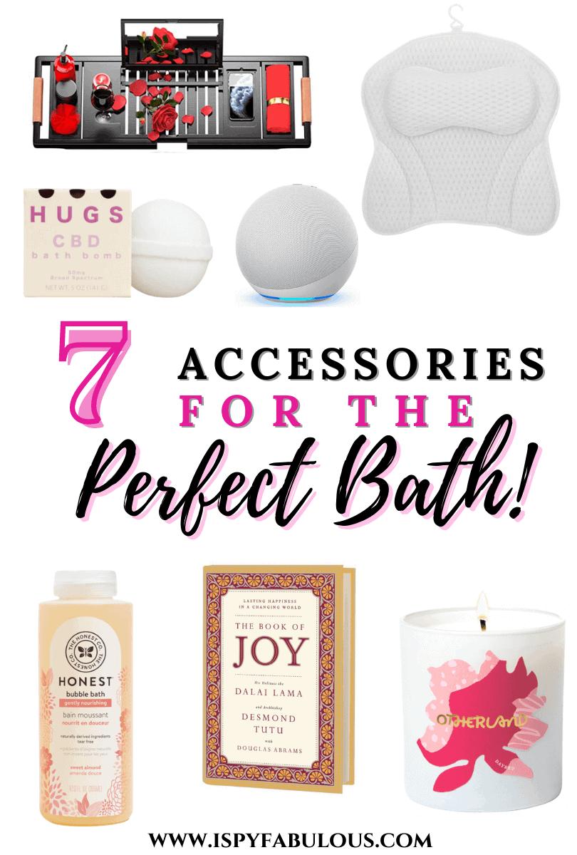 best bath accessories