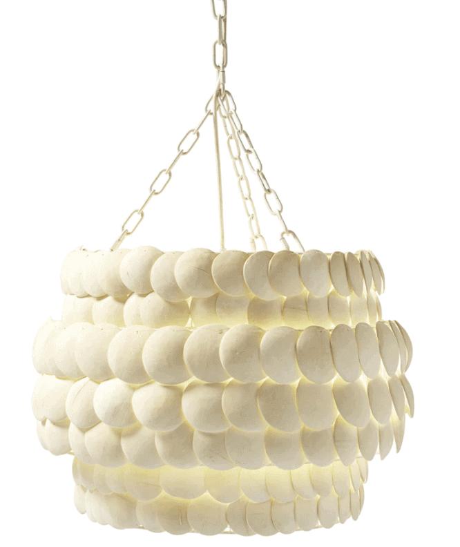 serena and lily pescadero chandelier