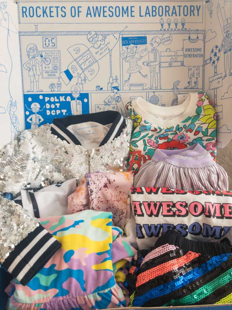 Fall Rockets of Awesome for Girls & a Promo Code for a FREE OUTFIT ($50 VALUE)!