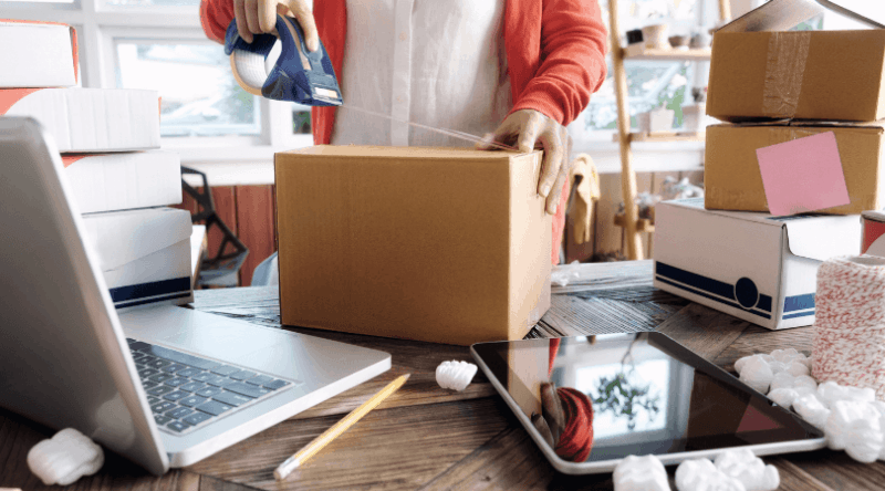 4 Must-Have Shipping Supplies for Your Online Shop!