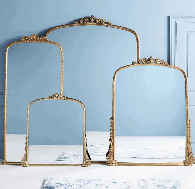 Fab Deal$: 6 Anthropologie Primrose Gold Mirror Lookalikes
